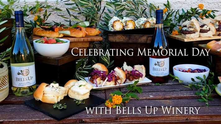 Celebrate Memorial Day with Bells Up Winery