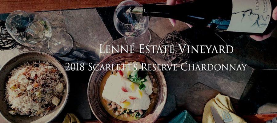 Lenné Estate 2018 Scarlett's Reserve Chardonnay