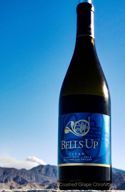 Bells Up 2018 Titan Pinot Noir Willamette Valley