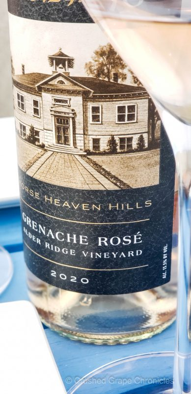 L'Ecole No. 41 2020 Grenache Rosé Alder Ridge Vineyard, Horse Heaven Hills
