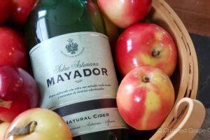 Mayador Sidra Natural from Asturias