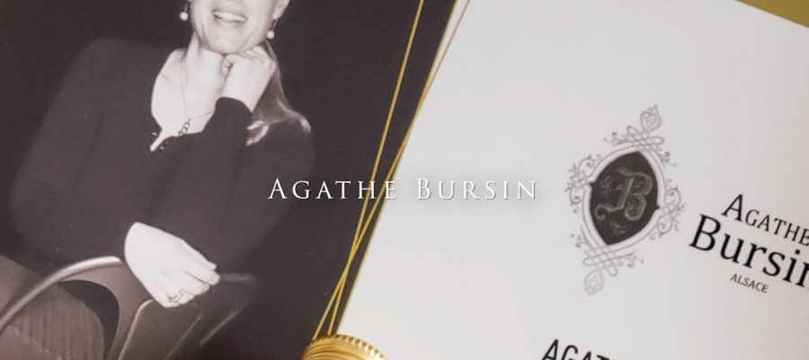 Women of Alsace Agathe Bursin
