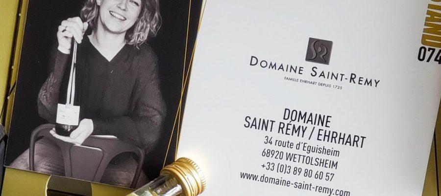Women of Alsace Domaine Saint Remy, Margot Ehrhart