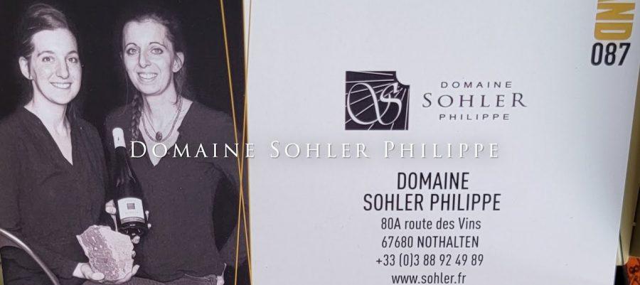 Women of Alsace Domaine Sohler Philippe