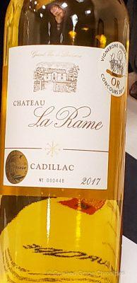 Chateau La Rame Cadillac AOP Sweet Bordeaux