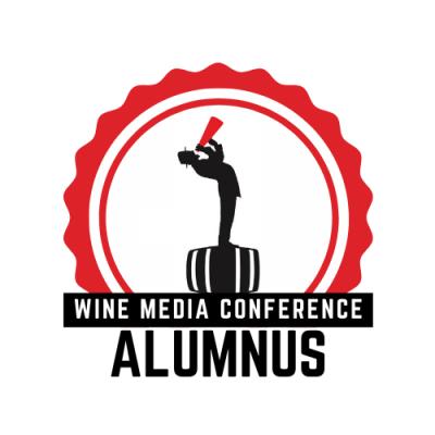 Wine Media Conference Alumnus Badge