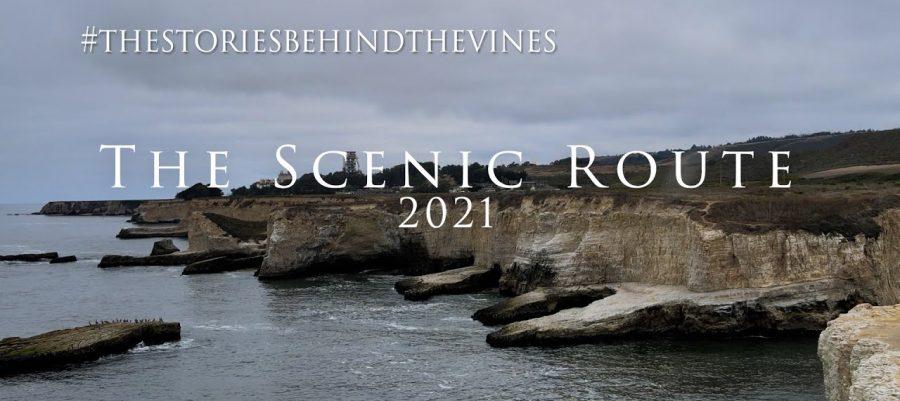 The Scenic Route 2021, Day 2 Monterey to Sonoma