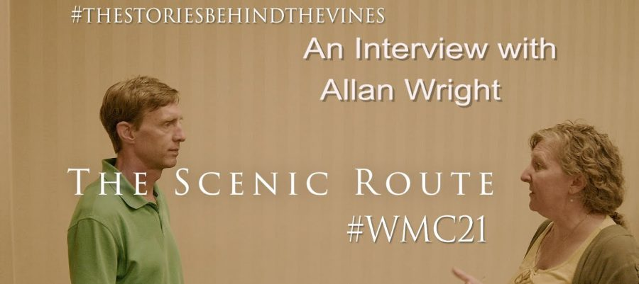 The Scenic Route, #WMC21 Interview with Allan Wright