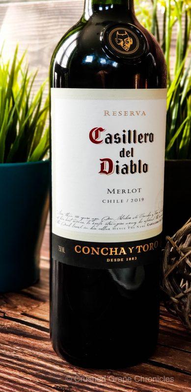 Casillero del Diablo 2019 Merlot Chile
