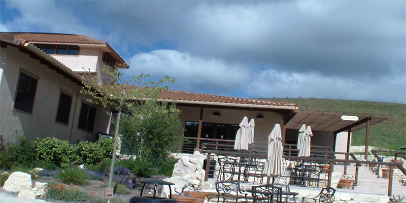 Tablas Creek Winery